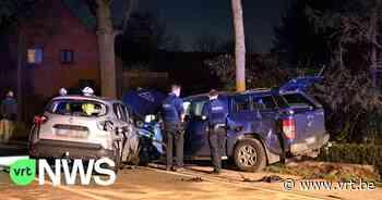 Mannen die te voet wegvluchtten na verkeersongeval in Rijkevorsel zijn gevat met heel wat drugs op zak - VRT NWS