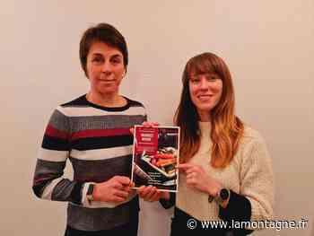 """karine Bordas d'Activ'Mania à Saint-Flour (Cantal) et Audrey Bultez, diététicienne à Murat, publient """"Mangez mieux"""" - Saint-Flour (15100) - La Montagne"""