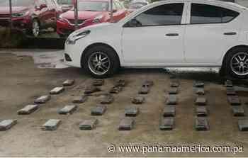 Capturan a un ciudadano con 40 paquetes de supuesta droga en Bugaba, Chiriquí - Panamá América