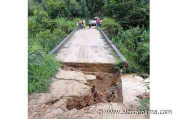 Habitantes de Icononzo recibirán ayudas frente a caída de puente - Alerta Tolima