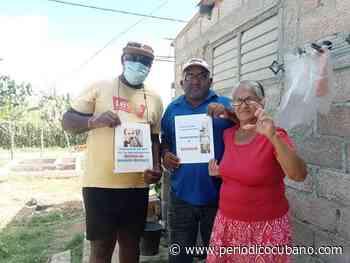 Vecinos de Camagüey protestan contra el gobierno con frase de Antonio Maceo - Periódico Cubano