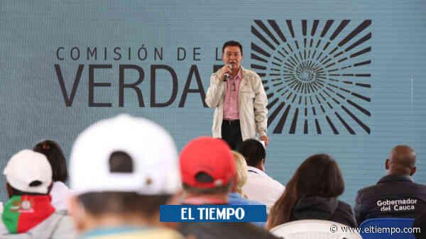 Exfarc y víctimas realizaron acto de perdón en Caldono, Cauca - El Tiempo