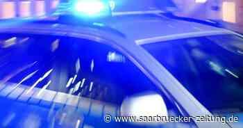 Spektakulärer Unfall zwischen Saarwellingen und Hoxberg - Saarbrücker Zeitung