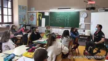 Le Montat. Découverte du handisport à l'école - ladepeche.fr