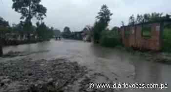 Soritor también sufrió inundaciones Torrente de agua llega hasta el Mercado Modelo - Diario Voces