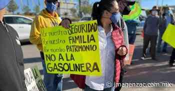 Vecinos de Colinas del Padre alertan sobre riesgos de gasolinera - Imagen de Zacatecas, el periódico de los zacatecanos