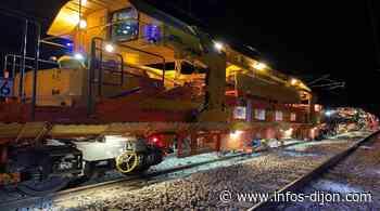 YONNE : Modernisation de la ligne entre Laroche-Migennes et Auxerre - infos-dijon.com