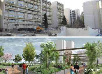 Yvelines. Saint-Germain-en-Laye : bientôt un parc et des jardins partagés aux pieds des immeubles - actu.fr