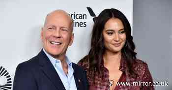 Bruce Willis' marriage to Emma Heming - and how she won over his ex Demi Moore - Mirror Online