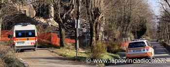 Ciclista cade sul sentiero Soccorso con l'elicottero - La Provincia di Como