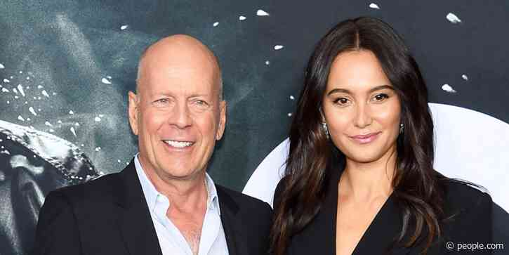 Bruce Willis and Wife Emma Heming Celebrate Their 12-Year Wedding Anniversary: 'My Person' - PEOPLE