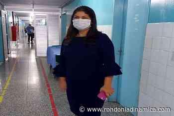 Deputada Cassia Muleta visita Hospital de Base para fiscalizar denúncias acerca da falta de aliementação de pacientes e funcionários - Rondônia Dinâmica
