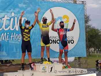 Cristian Aimale ganó en Oncativo - El Diario del Centro del País