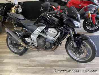 Kawasaki Z 750 2007 à 3490€ sur CHAMBOURCY - Occasion - Motoplanete