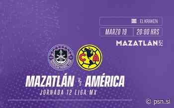 América visita a Mazatlán la noche de hoy - Primer Sistema de Noticias