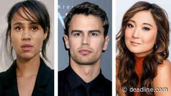 Zawe Ashton, Theo James & Ashley Park Join 'Mr Malcolm's List'; Universal Takes International Rights - Deadline