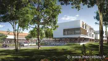 Poussé par une démographie débordante, Le Haillan se dote d'un nouveau collège - France Bleu