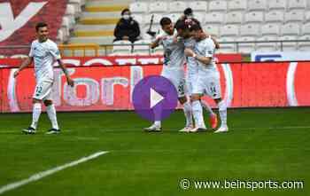 Sokol Cikalleshi Leads Konyaspor To Win Over Alanyaspor - beIN SPORTS USA