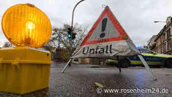 Raubling: Verkehrsunfall mit drei beteiligten Fahrzeugen - rosenheim24.de