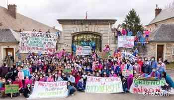 Yvelines. Thiverval-Grignon : les étudiants bloquent toujours le campus d'AgroParisTech - actu.fr