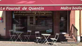 La boulangerie Le Fournil de Quentin à Marlenheim - Die Bäckerei Le Fournil de Quentin in Marlenheim - France Bleu