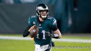 Frank Reich: Carson Wentz's 2019 film confirmed to me he still has it