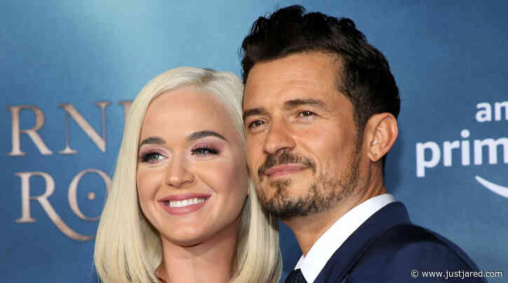Orlando Bloom Says He & Katy Perry Don't Have Enough Sex
