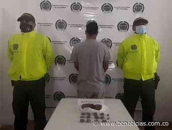 Vía WhatsApp denunciaron al que distribuía droga en Norcasia - BC Noticias