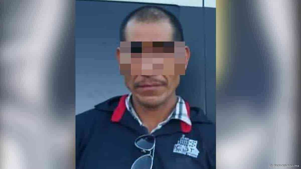 Lo atrapan escondido en un tinaco: traía droga - Diario del Yaqui