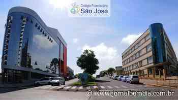 Notícias   Notícias: colegio-franciscano-sao-jose-completa-98-anos - Jornal Bom Dia