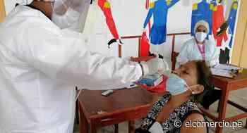 Piura: aplican pruebas moleculares a 220 pobladores de Marcavelica en campaña contra el COVID-19 - El Comercio Perú