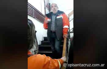 "ANÍBAL FERNANDEZ CON ""ZARAZA"", SE LAS INGENIÓ PARA INGRESAR A YCRT A UN KIRCHNERISTA EN MEDIO DE LA PROHIBICIÓN PARA INCORPORAR GENTE - OPI Santa Cruz"