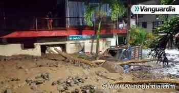 Video: Desbordamiento de quebrada en Dabeiba, Antioquia, afectó 180 viviendas - Vanguardia