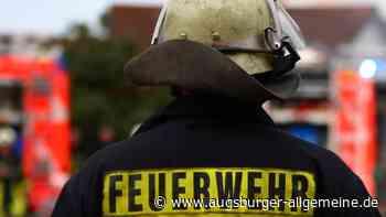 85-Jähriger aus Rettenbach stirbt bei einem Zimmerbrand - Augsburger Allgemeine