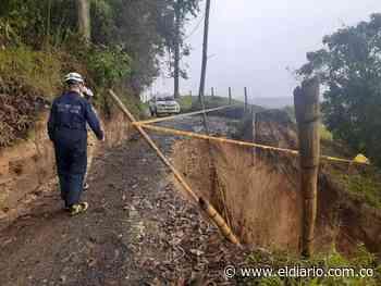 Decretada calamidad pública en Santa Rosa de Cabal - El Diario de Otún