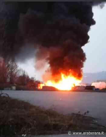 """GRUMELLO DEL MONTE - Incendio doloso, si cercano i responsabili: """"Queste bravate vanno punite"""" - Araberara"""
