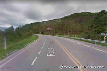 Motociclista morre em grave acidente na BR-262, em Muniz Freire - Aqui Notícias - www.aquinoticias.com