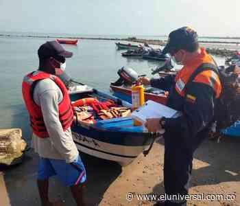 Capitanía de Puerto de Coveñas anuncia medidas por temporada turística - El Universal - Colombia