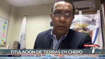 Realizan levantamiento catastral en Chepo para otorgar títulos de propiedad - Telemetro