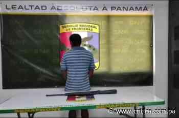 Aprehendidos con arma y drogas en Chepo - Crítica Panamá