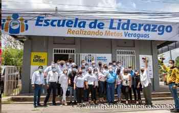 Realizando Metas inauguró primera Escuela de Liderazgo en Santiago de Veraguas - Panamá América