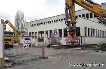 «Une verrue» et «beaucoup de soucis»: au Pecq, le bâtiment historique d'EDF bientôt démoli - Le Parisien
