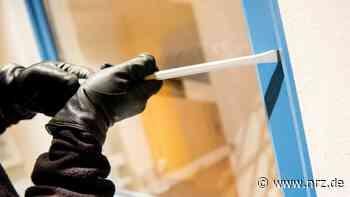 Uedem: Bewohnerin überraschte einen Einbrecher - NRZ