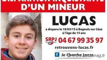 Lucas Tronche : six ans après la disparition de l'adolescent de 15 ans, où en est l'enquête ? - Closer France