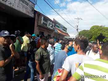 Zulia | Grupo de yukpas intentó agredir a Juan Pablo Guanipa en Machiques - El Pitazo