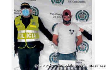 Lo cogieron con droga en Sitionuevo – HOY DIARIO DEL MAGDALENA - HOY DIARIO DEL MAGDALENA