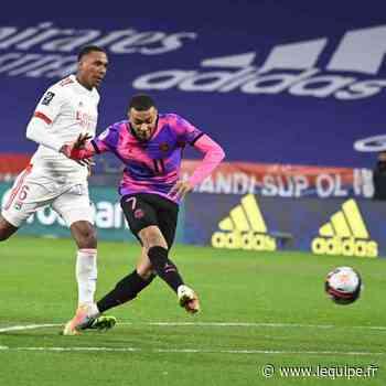 Le PSG entre possession et contres - L'Équipe.fr