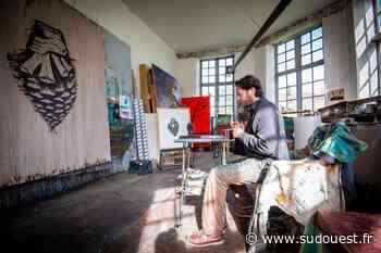 Hossegor (40) : visite virtuelle de l'exposition de Charlie Tastet - Sud Ouest