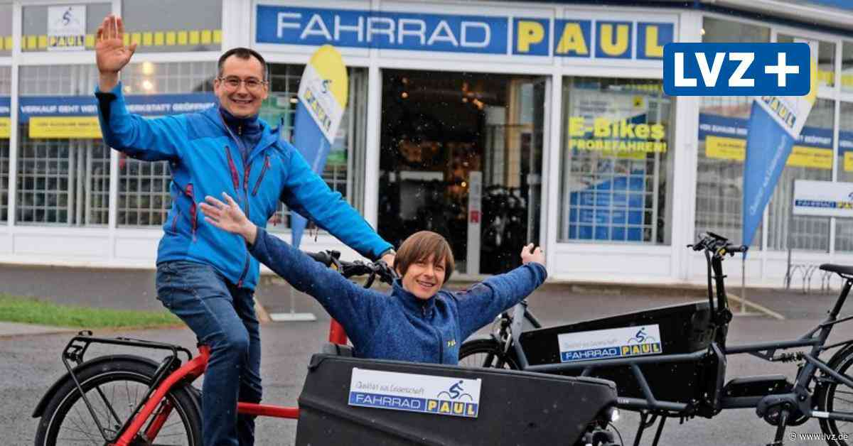 Sind Lastenräder eine Auto-Alternative für Eilenburg? - Leipziger Volkszeitung