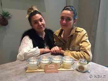 Gironde. Ecologie. Beautiran : Marie et Marion ouvrent une fabrique de bougies naturelles - actu.fr
